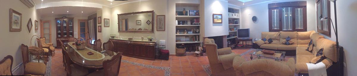 Panoramica-Salon-VillaSierra-de-las-Cruces--Alojamiento-Rural-
